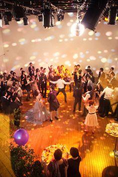crazy wedding / ウェディング / 結婚式 / オリジナルウェディング/ オーダーメイド結婚式/野外フェス/ダンス/サプライズ/surprise/ コンテンツ