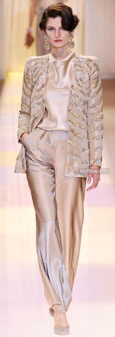 Giorgio Armani Privé Fall Winter 2013-14 Haute Couture........ Mother of the bride