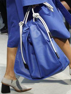 100 лучших сумок Недели моды в Милане