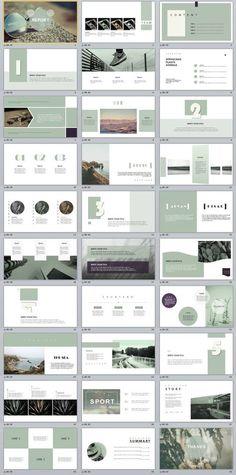 Business infographic : magazine style PowerPoint templates Business-Infografik: 30 PowerPoint-Vorlagen im Magazinstil Ppt Design, Powerpoint Design Free, Layout Design, Design Brochure, Slide Design, Booklet Design, Creative Brochure, Web Layout, Mise En Page Portfolio