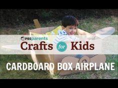 10 ideias criativas para fazer brinquedos com caixas de papelão - TempoJunto