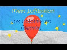 Mein Luftballon: Alemán con canciones : la canción de los globos