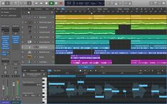Logic Pro X by Apple is my go-to editing software for my podcast, of10podcast (available on iTunes). There are other options on the market that don't cost as much, or cost anything at all, but I've been a Logic user for many years, and it has yet to fail me.