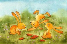 Морковный праздник (Виктория Кирдий)