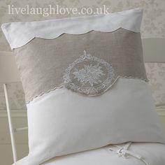 Decorative Cushion Cover-Lola with Pad
