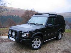 2004 Land Rover Discovery Interior | 2004 Land Rover Discovery Black Blackdisco 2004 land rover
