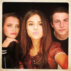 Selena Gomez: After 6 years waiting to find the perfect Hannah and Clay for I couldn't be luckier . 13 Reasons Why Netflix, Thirteen Reasons Why, Alex Russo, Clay And Hannah, Stranger Things, Spy Kids, Marie Gomez, Favorite Tv Shows, Beauty