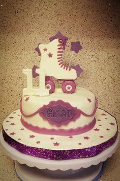 tortas decoradas de patines - Buscar con Google