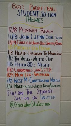 Image result for student section themes for basketball games