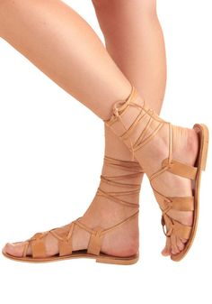 I kind of dig how Grecian these look