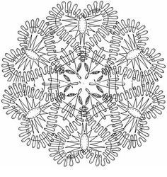 50 new bobbin lace patterns_heart doily Crochet Symbols, Crochet Motif, Crochet Doilies, Bobbin Lace Patterns, Sewing Patterns, Bruges Lace, Bobbin Lacemaking, Lace Heart, Lace Jewelry