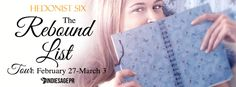 Hedonist Six  The Rebound List  Giveaway Excerpt    Grab your copy ofTHE REBOUND LISTbyHedonist Six Author! #FREE with #KU!  Amazon:http://amzn.to/2lf5shW  Paperback:http://amzn.to/2miSiRR  Add to #Goodreads:http://bit.ly/2kSkXQC  #GIVEAWAY  Enter for a chance to win (2) #Paperback copies of #TheReboundList!  Enter:http://ift.tt/2lTS0mB  SYNOPSIS  After nearly four years with Jeff everything fell apart. I found myself single scared but somehow liberated as well. Rather than stumble into…