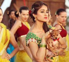 "Ileana D'Cruz in ""Phata Poster Nikla Hero"" #Bollywood #Fashion #Style"