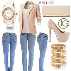 Excelente conjunto de ropa