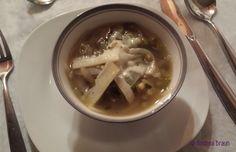 Französische Zwiebelsuppe mit Altem Butaro©