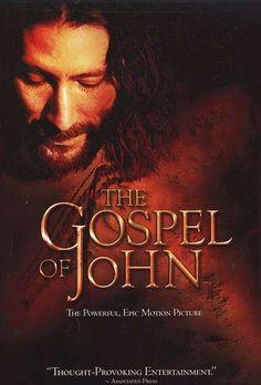 The Gospel of John - Christian Movie/Film on DVD. http://www.christianfilmdatabase.com/review/the-gospel-of-john/