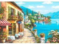 Puzzle Anatolian Overlook Cafe I de 3000 Piezas