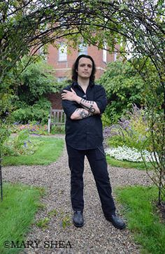 Damien Echols is beautiful- not just physically, but as an artist aswell!