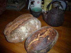 Le pain de Jean-Mi paysan boulanger à la ruche de codognan