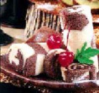 Cara Membuat Bolu Coklat Vla Susu