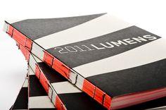 2011 Lumens Catalogue by Bildi Grafiks , via Behance