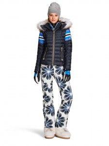 BOGNER Women Designer Ski Wear | Down Ski Jacket 'Winona-D'