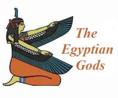 List of Egyptian Gods & Goddesses ***