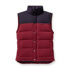 Patagonia Men's Bivy Down Vest - in Forge Gray (not Shown)