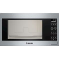 500 Series 24 Built In Microwave Oven Hmb5051 Stainless Steel
