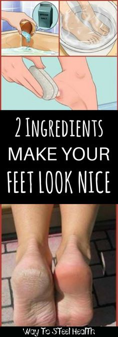 Feet is considered as the most ignored part of the body in terms of hygiene. People tend to take more care of hands than their feet. However, the beautiful feet can also make you the centre of attraction.