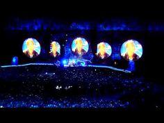 Coldplay - Paradise @ Stade de France 2012