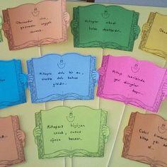 #kitapeniyidosttur #kütüphane #kütüphanelerhaftası #pankart #okuloncesi #etkinlikönerisi