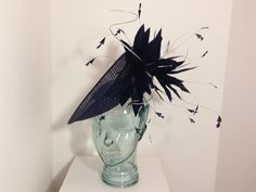 September 16th 2013 The Wedding of James Meade and Lady Laura Marsham  Jane Taylor Hat