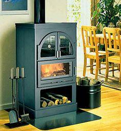 wood burning furnaces-indoor   wood burning furnace indoor