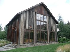 Converted barn in Vermont