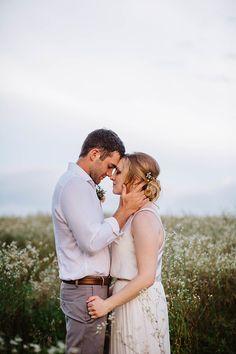 Beautiful Backyard Wedding   Atley Marks Photography   Bridal Musings Wedding Blog