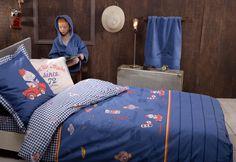 zauberhafte kinderbettwäsche von catimini. frisch, fröhlich, frei ... Comforters, Blanket, Home, Fresh, Creature Comforts, Quilts, Ad Home, Blankets, Homes