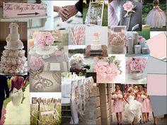 Pastel Pink Wedding