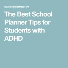 20 best teaching adhd students to plan images in 2019 organizing