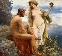 Did aphrodite masturbate to anchises