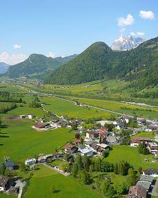 Urlaub in Erpfendorf • Region St. Johann in Tirol