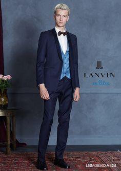 Lanvin en bleu