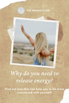 Releasing energy is something that we need to do constantly. Doing this not only will help you to get connected to who you really are but it will also help you release a lot of negativity and emotions that you had been withholding. Feeling Sad, How Are You Feeling, Energy Cleansing, Spiritual People, Spiritual Wellness, Anxiety Help, Negative Emotions, Feel Tired, Life Advice