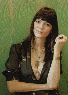 Vanessa Rozan.