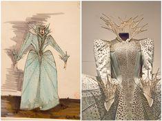 Cite Dentelle_Thierry Mugler Lady McBeth dress