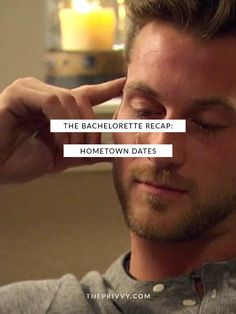 This week's Bachelorette episode was filled with man tears, bullsh*t rumors, and drinking hot cocoa on a literal cliff.