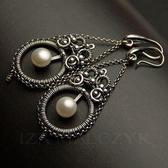 Grace earrings by Iza Malczyk
