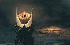 Na trilogia de J. R. R. Tolkien, Sauron é fisicamente manifestado como um olho. http://www.feedbackmag.com.br/top-10-viloes-do-cinema/#