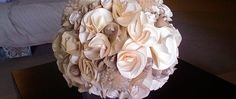 awesome paper flower bouquets