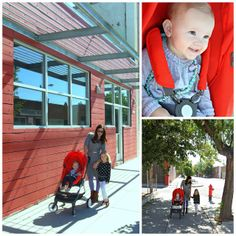 MOMMY STYLE MUST HAVES and A STOKKE® SCOOT™ STROLLER GIVEAWAY! (I want that red stroller! Please let me win!)